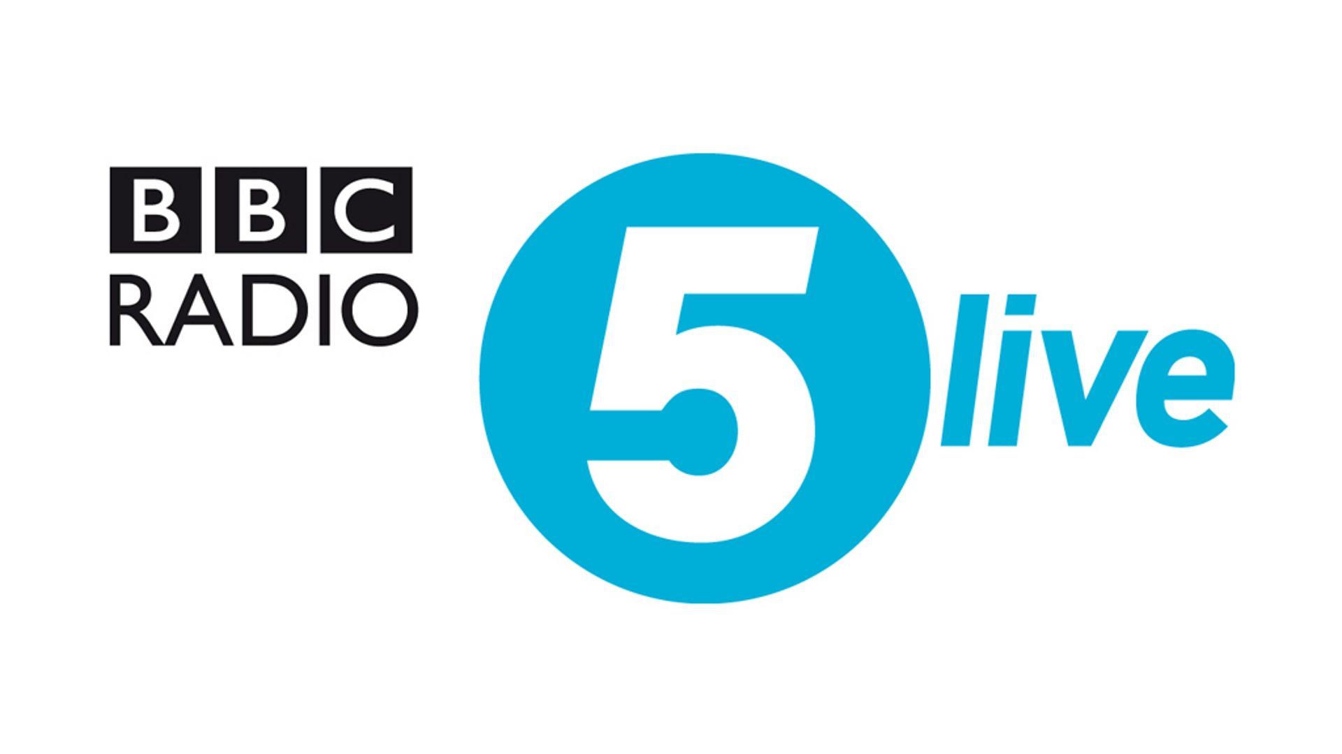 Featured on Radio 5Live