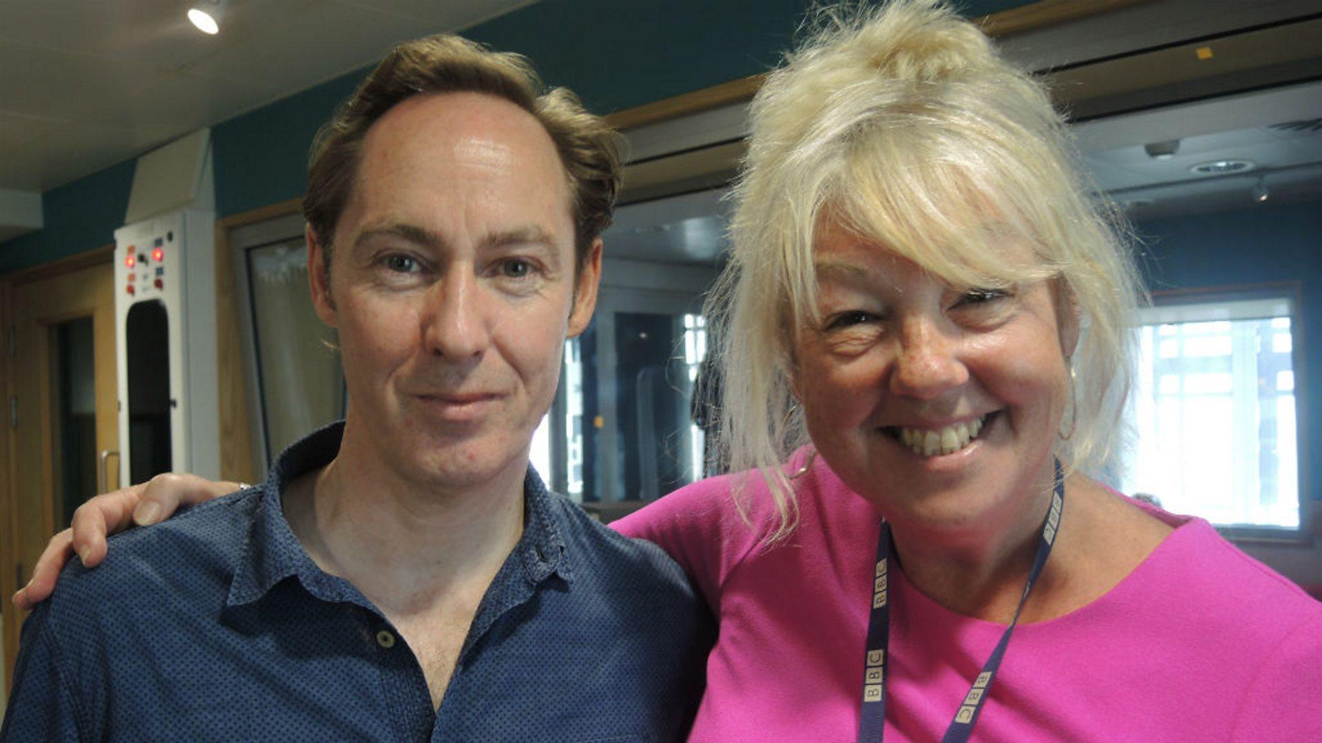 BBC Radio 6 Music - Liz Kershaw, With Roddy Frame