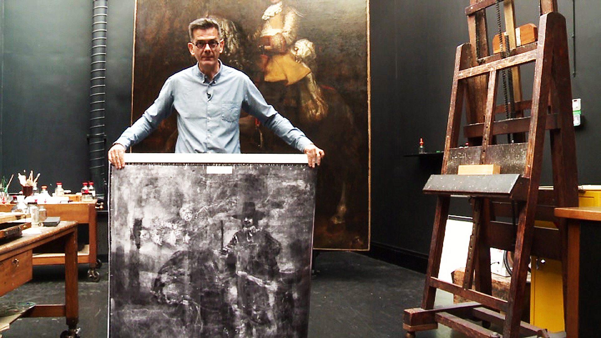 Bbc Arts Bbc Arts Hidden Rembrandt Larry Keith Explores A Work
