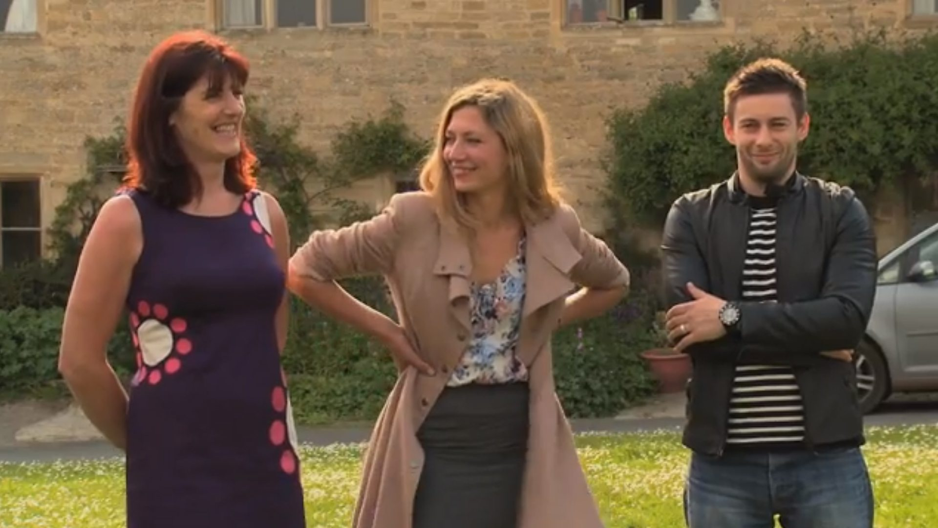 BBC Two   The Great Interior Design Challenge, Series 2, Cotswolds