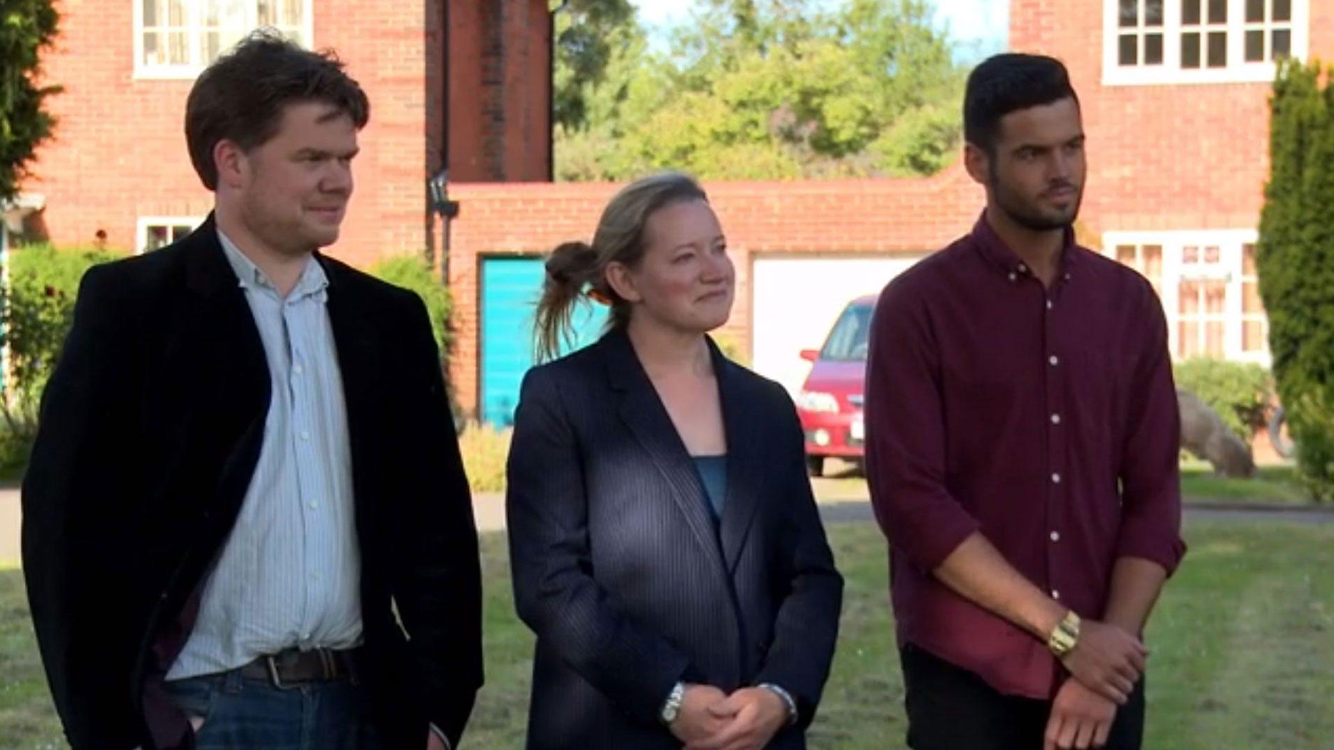 BBC Two - The Great Interior Design Challenge, Series 2, Welwyn Garden City