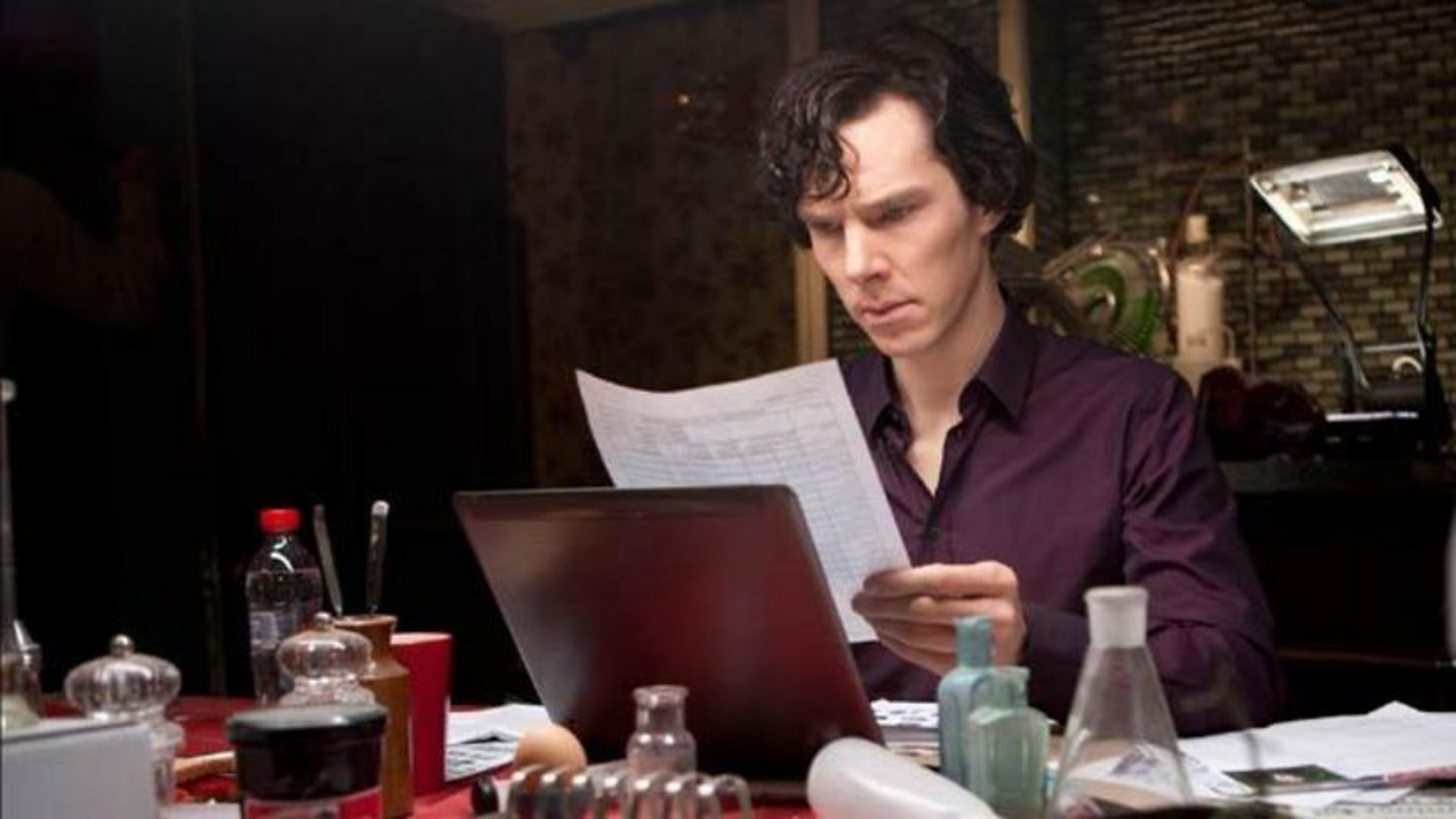 Image result for sherlock Holmes reading
