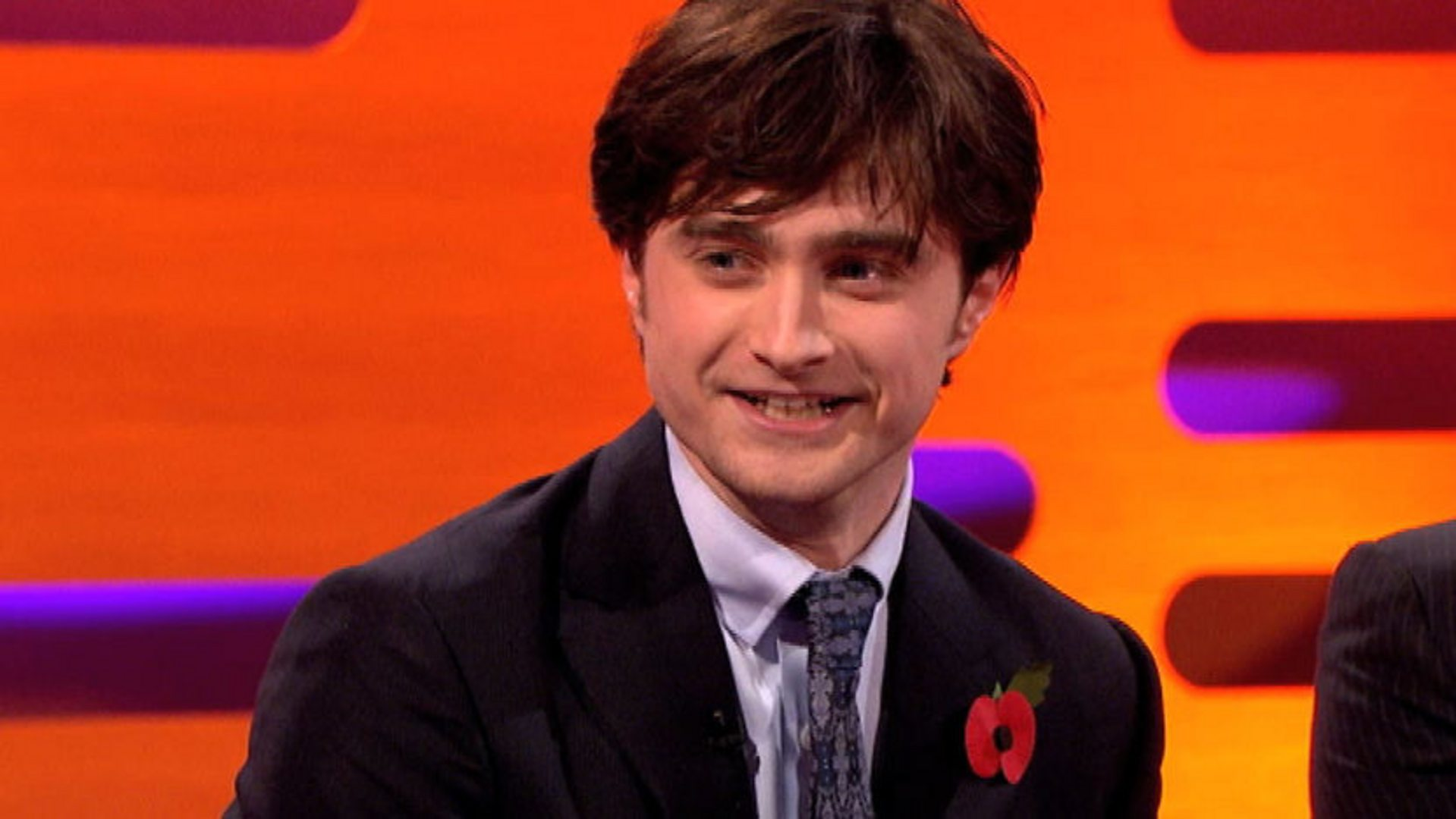 Bbc one the graham norton show series 8 episode 4 daniel bbc one the graham norton show series 8 episode 4 daniel radcliffe sings the elements urtaz Choice Image