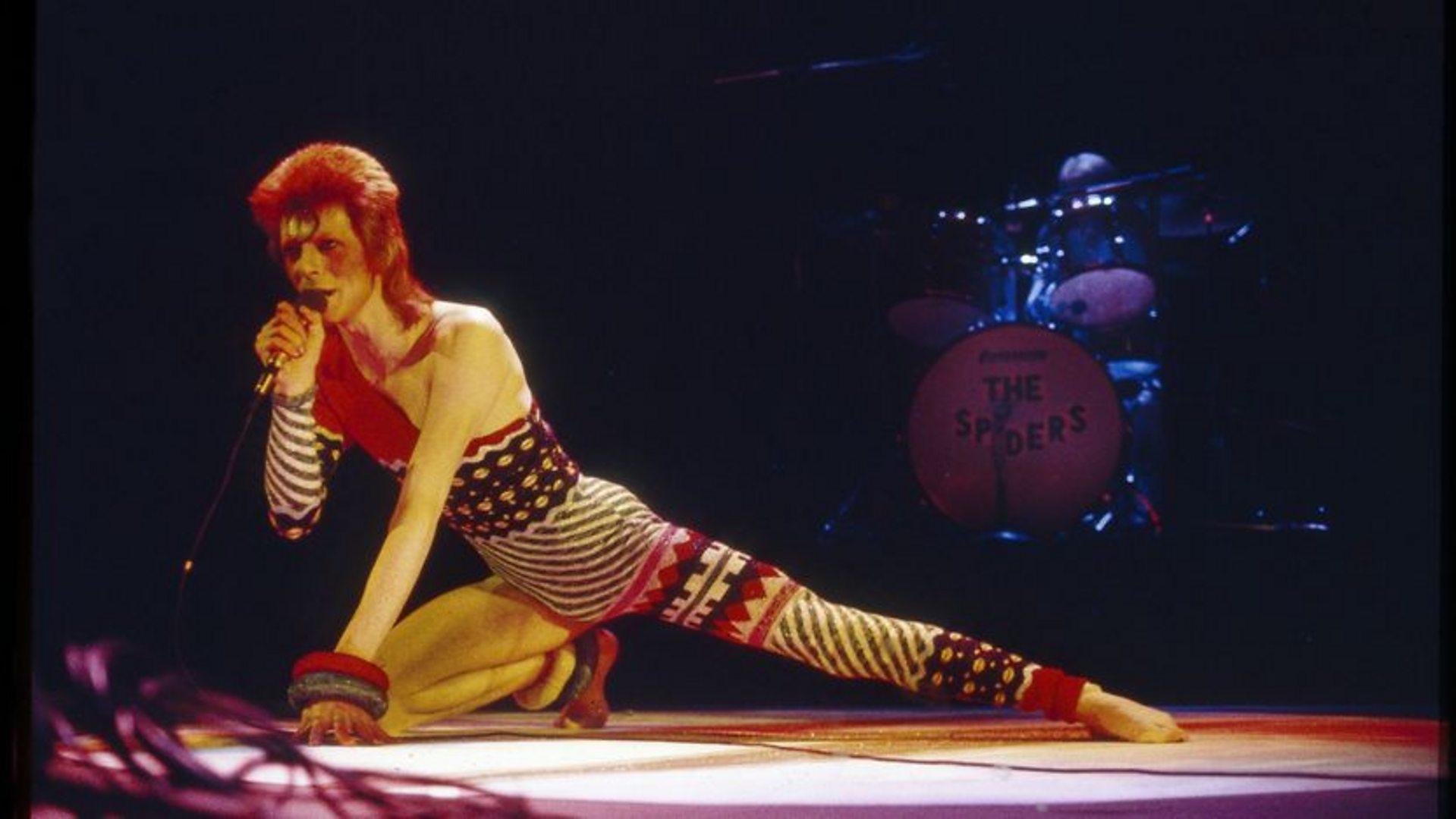 BBC Arts - BBC Arts - David Bowie: 10 key career moments