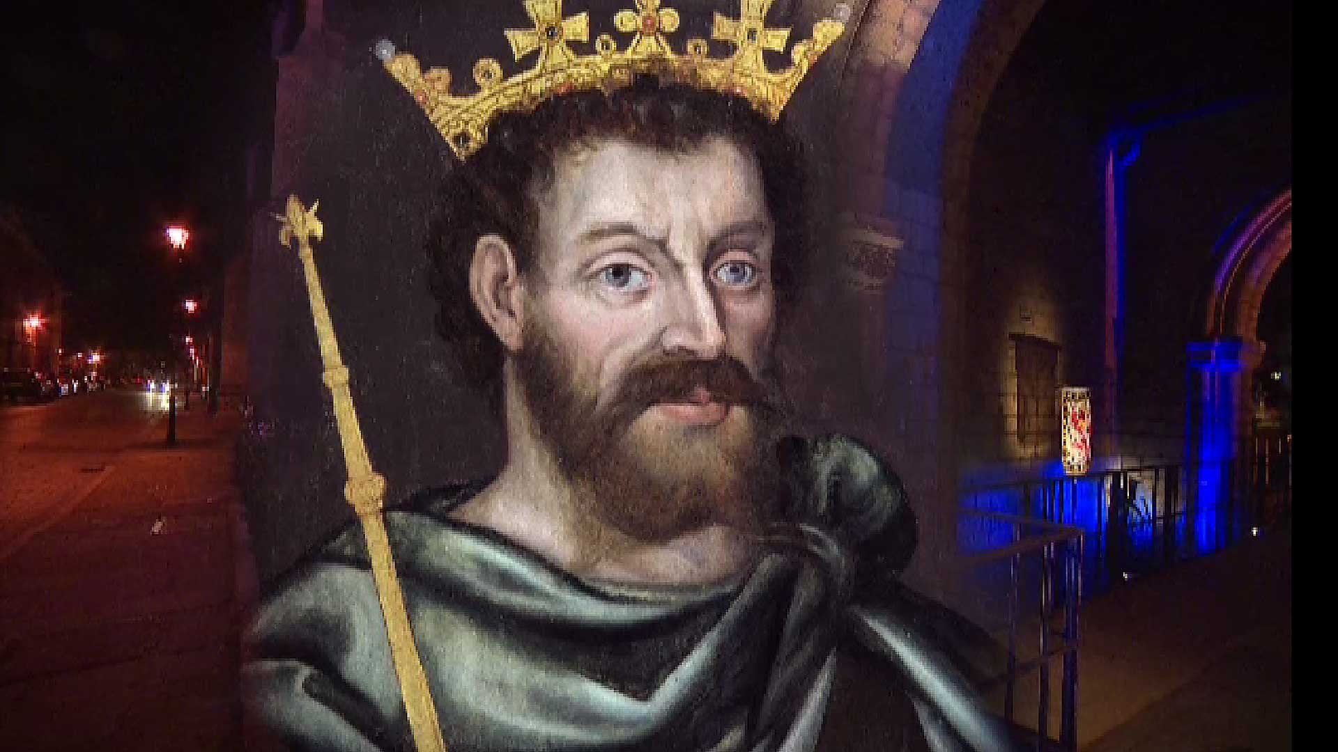 BBC One - The Last Journey of the Magna Carta King