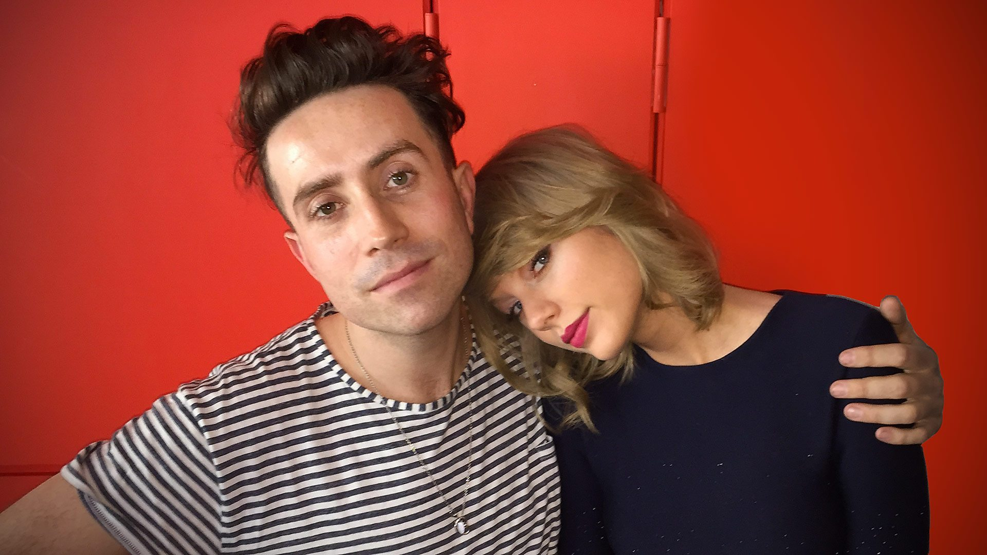 Bbc Radio 1 Nick Grimshaw Just Ed And Taylor Clips