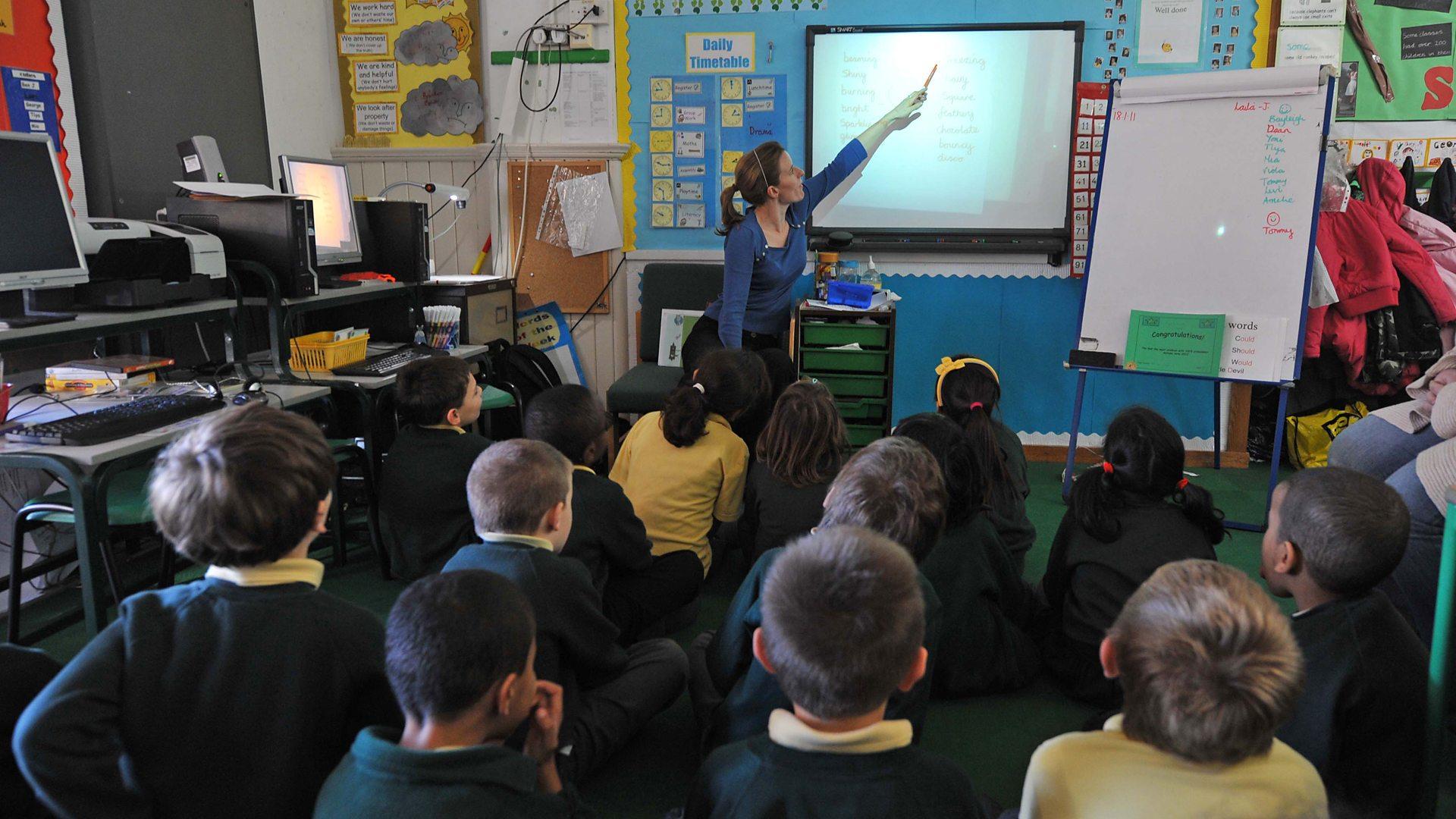 BBC Programmes A to Z School