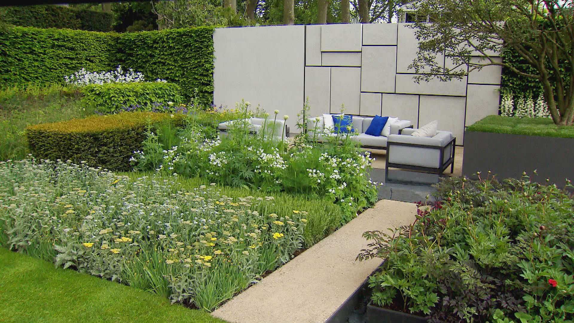 Chelsea Flower Show Garden Competition - Garden Design