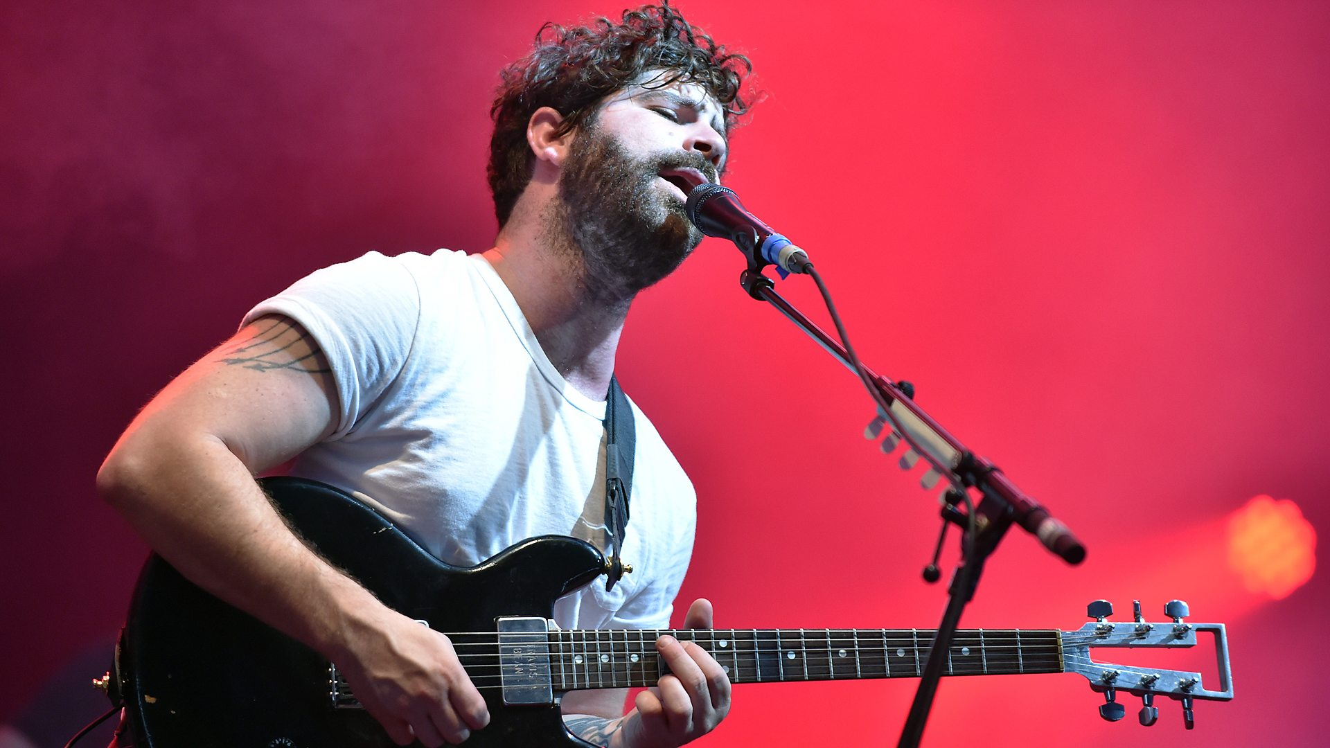 BBC Music - Reading and Leeds Festival, 2016 - Foals at