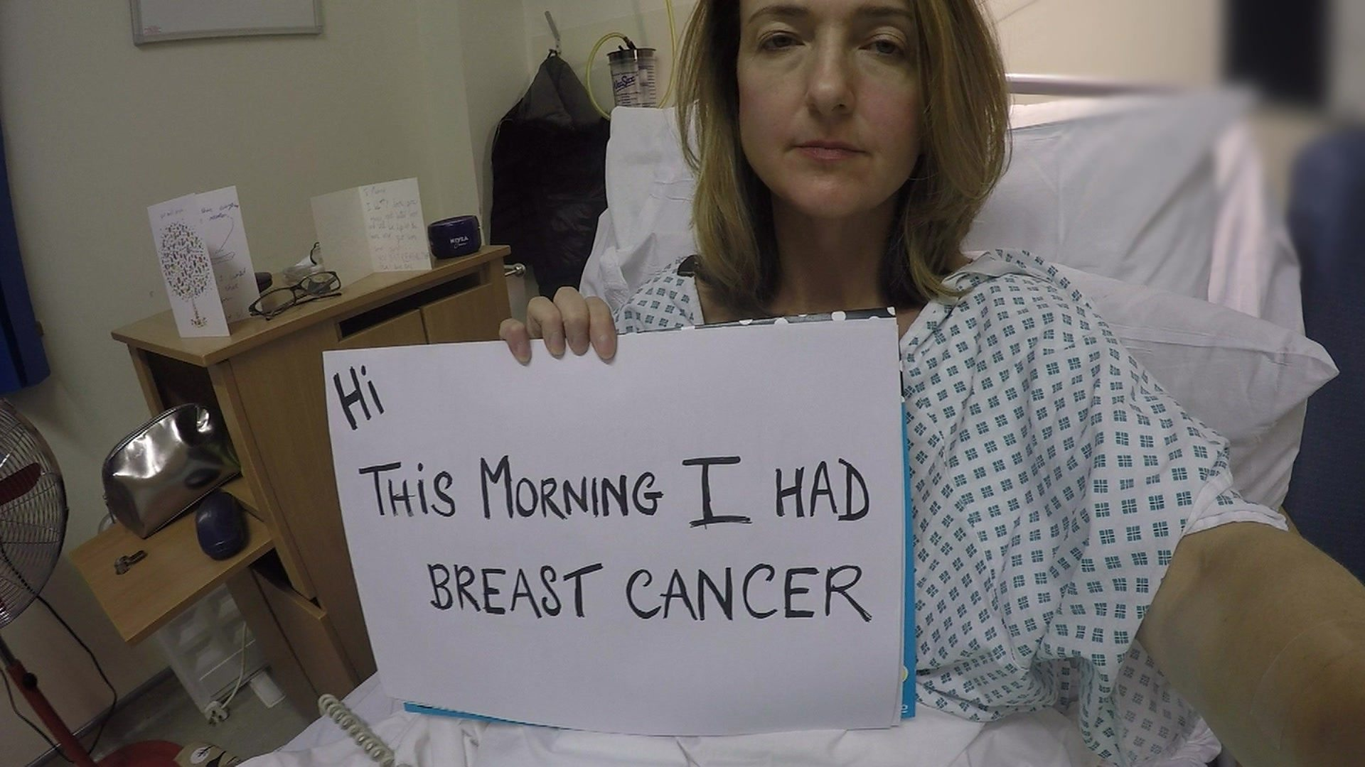 bloggar om cancer