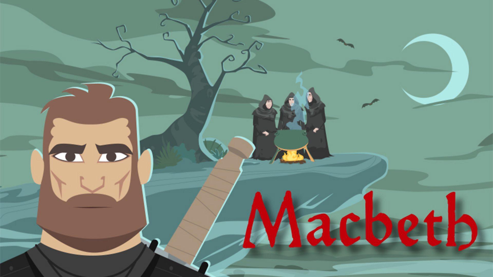 macbeth radio show script