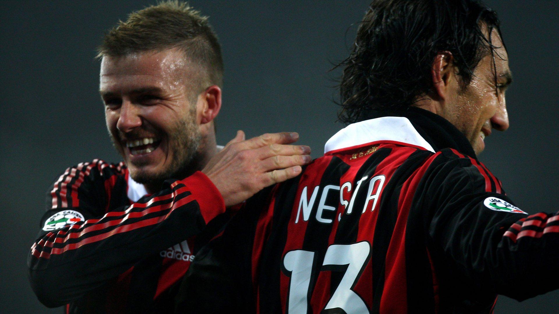 BBC World Service - Sportsworld - Nesta & Maldini beat Beckham to Miami team