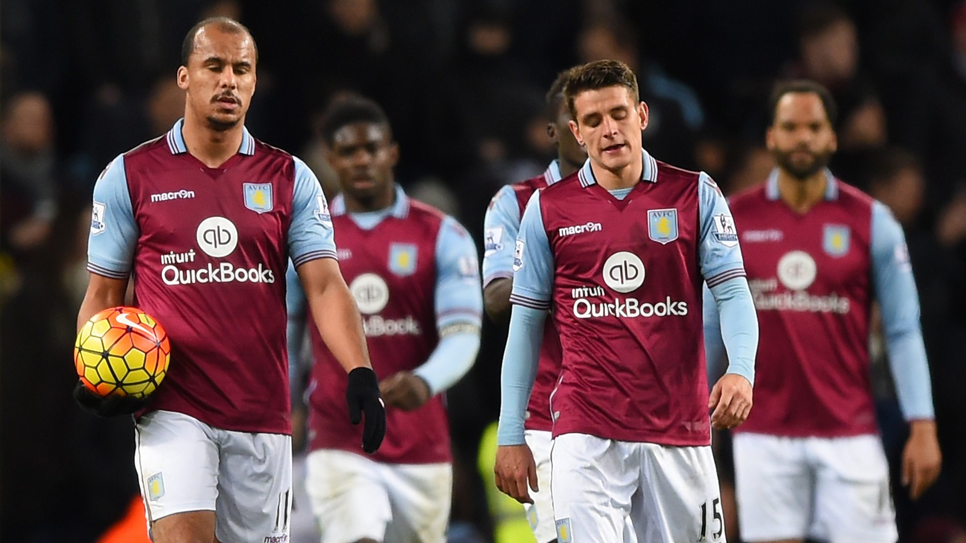 Aston Villa: How club went from Europe to relegation