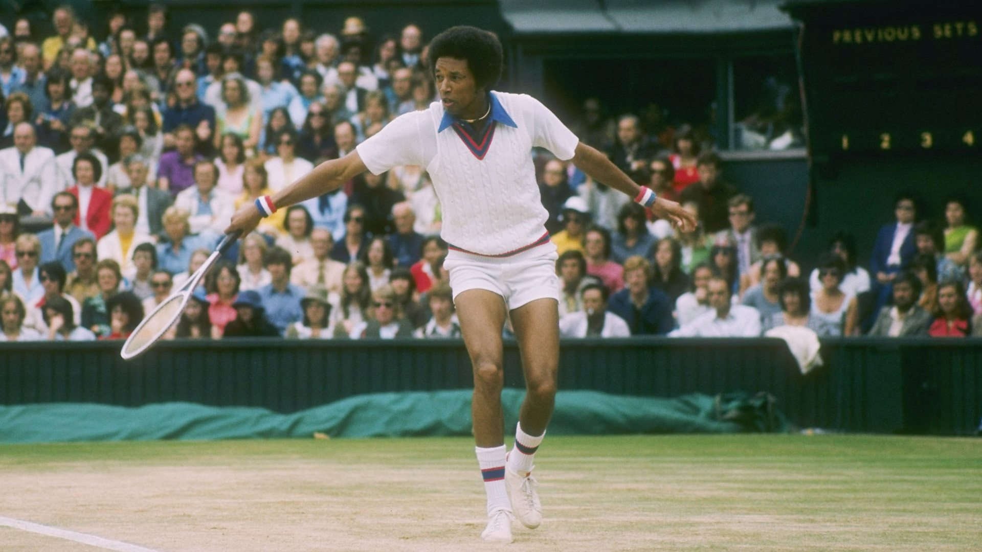 BBC World Service Sporting Witness Arthur Ashe