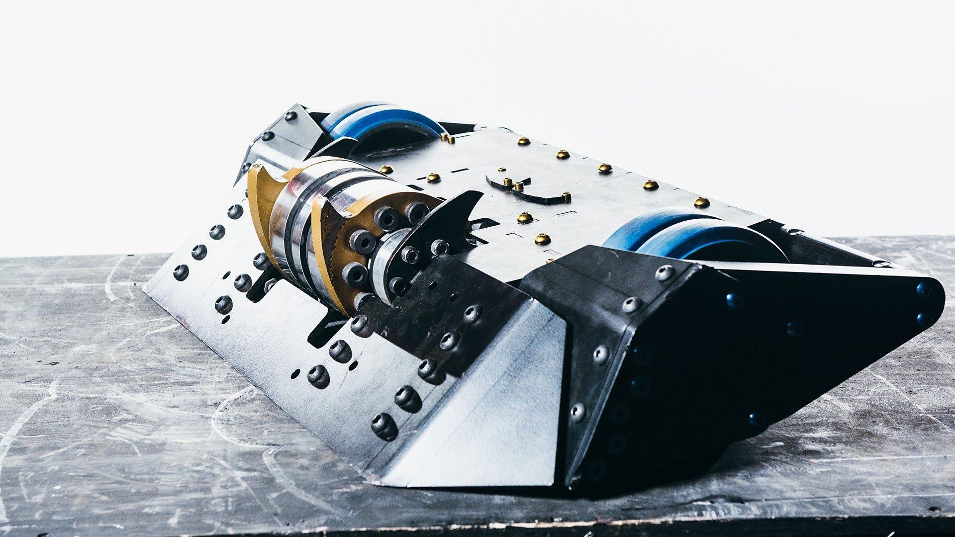 Bbc Two Robot Wars Series 8 Pulsar Ellis Wiring Diagram