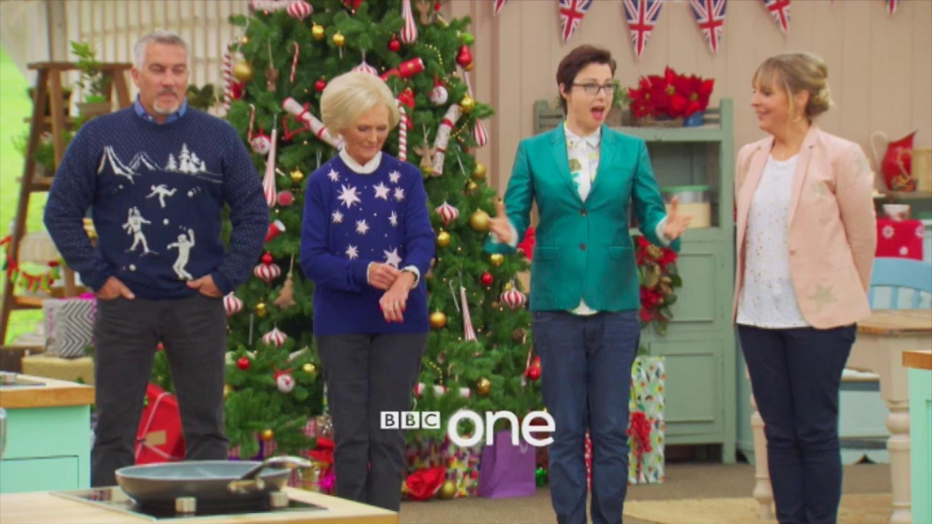 BBC One - The Great British Bake Off, 2016 Christmas Specials ...