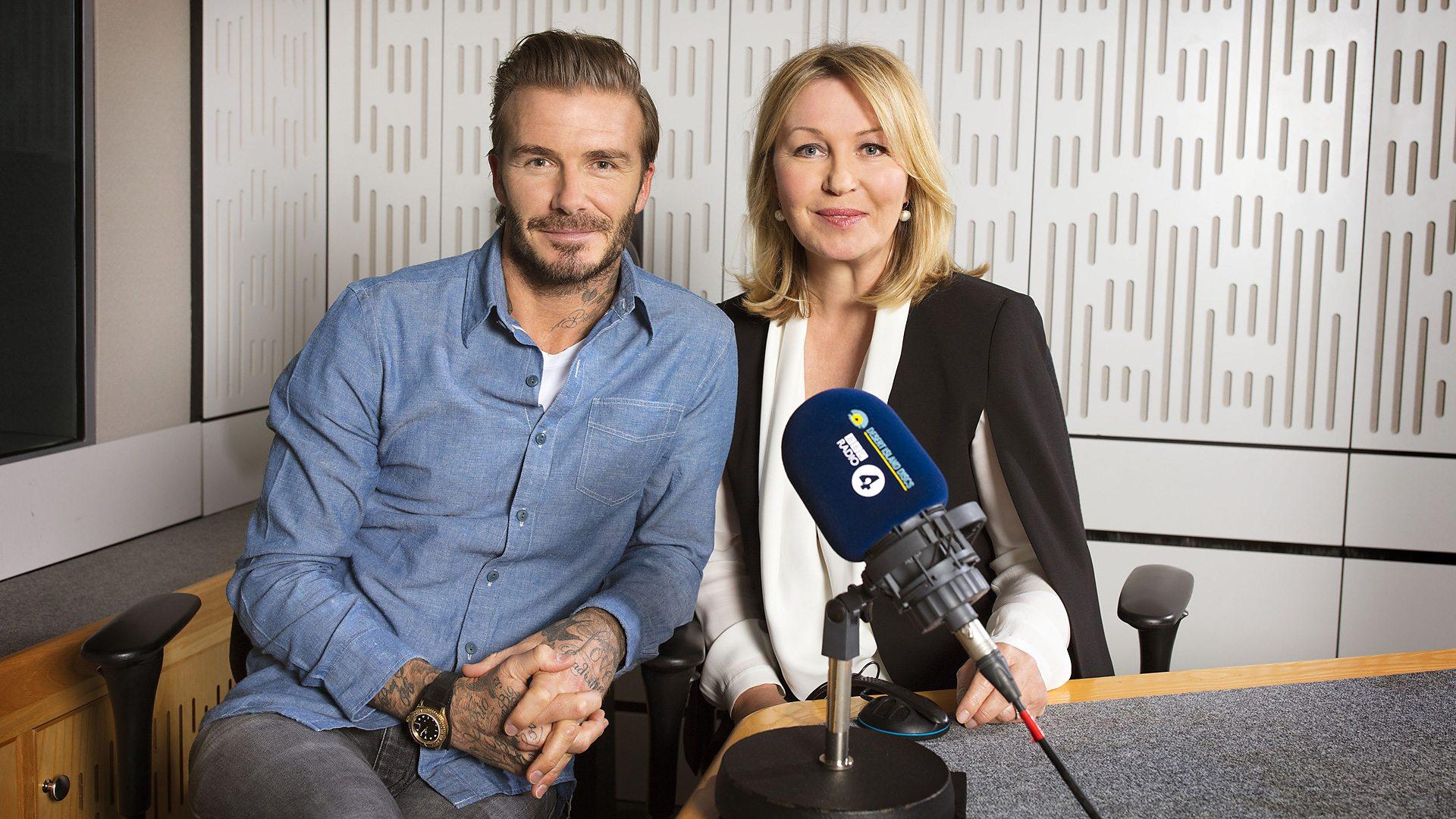 BBC Radio 4 Desert Island Discs David Beckham 12 things we