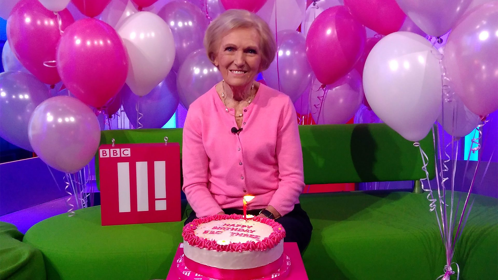 Bbc Three Videos From Bbc Three Mary Berry Just Salt Baed
