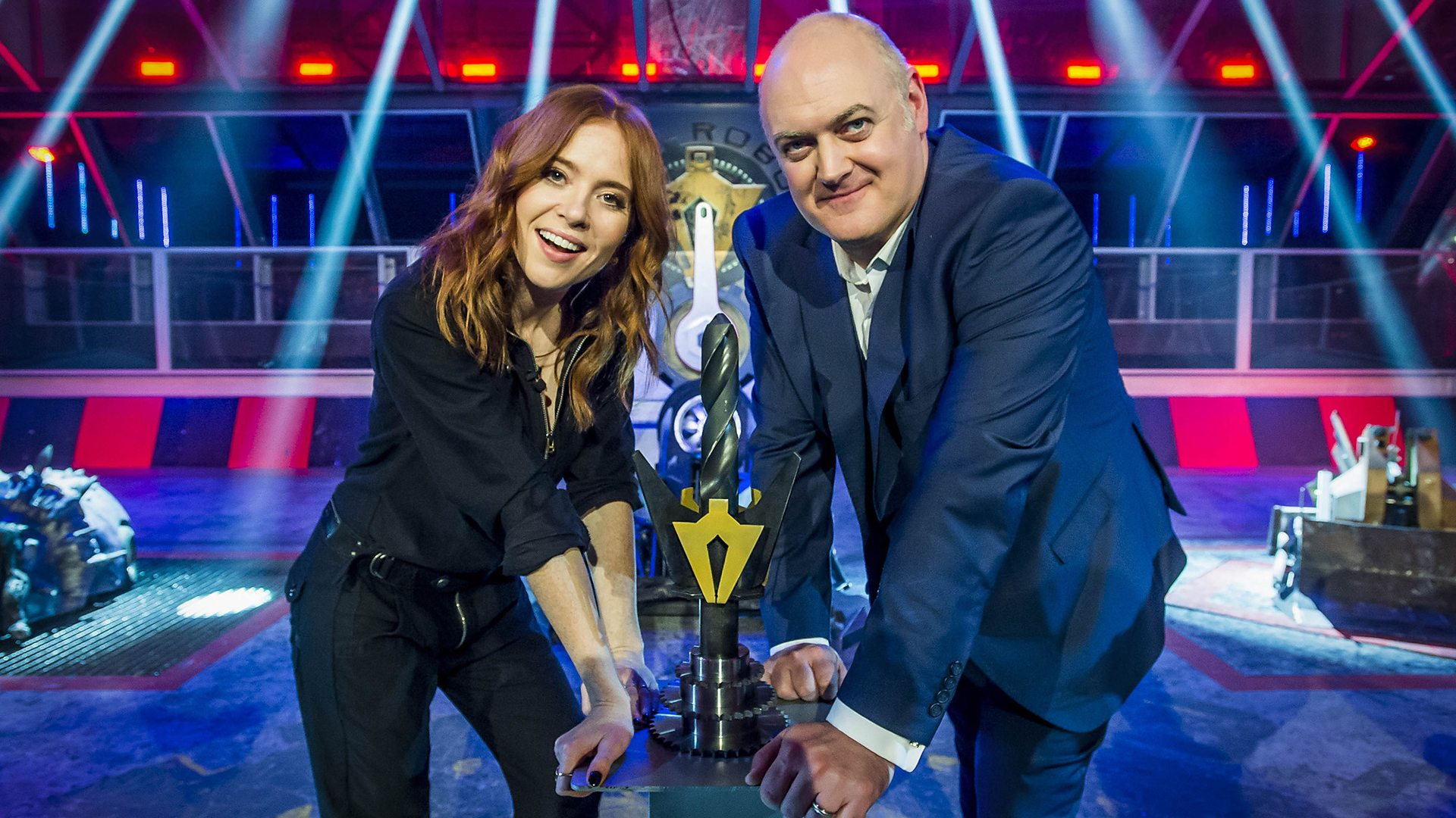 BBC - Make It Digital - Create, tinker and compete with Robot Wars