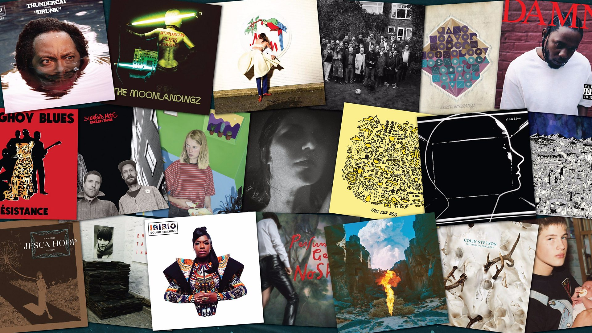 BBC Radio 6 Music - 6 Music Recommends - 20 must-hear albums