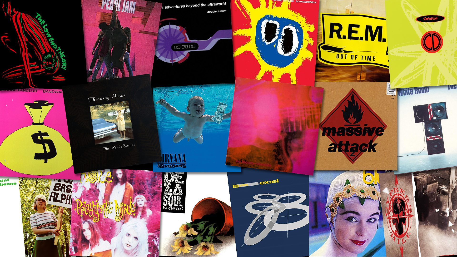 Bbc 19 Albums That Define 1991