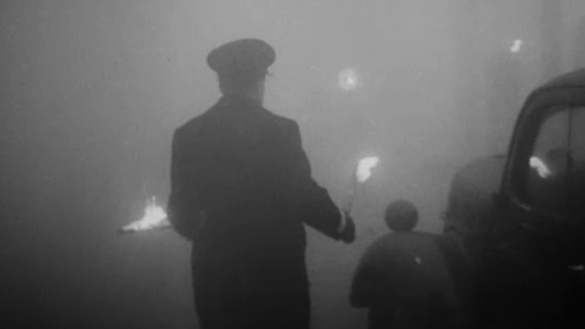 Death by smog: London's fatal four-day pea-souper - BBC News