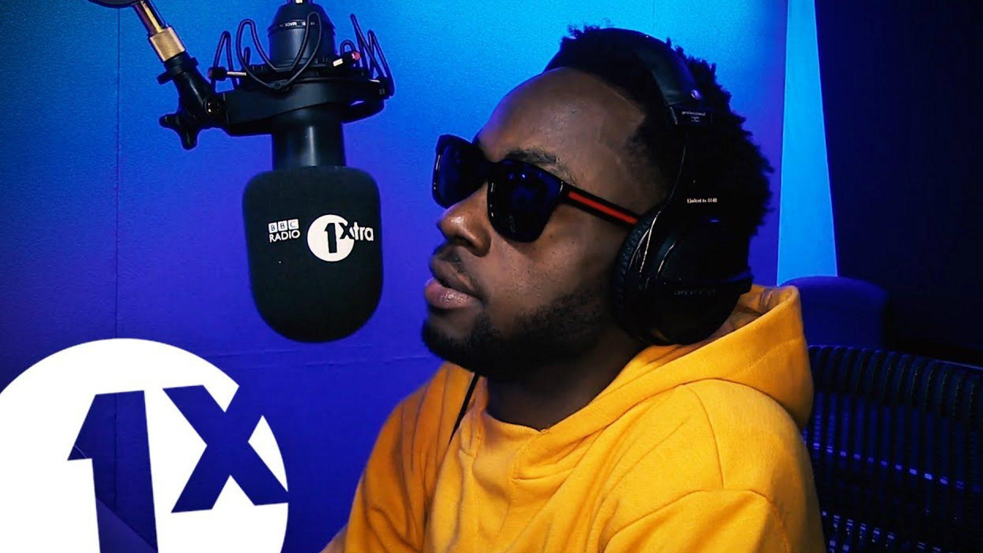 a8138b01685 BBC Radio 1Xtra - DJ Target