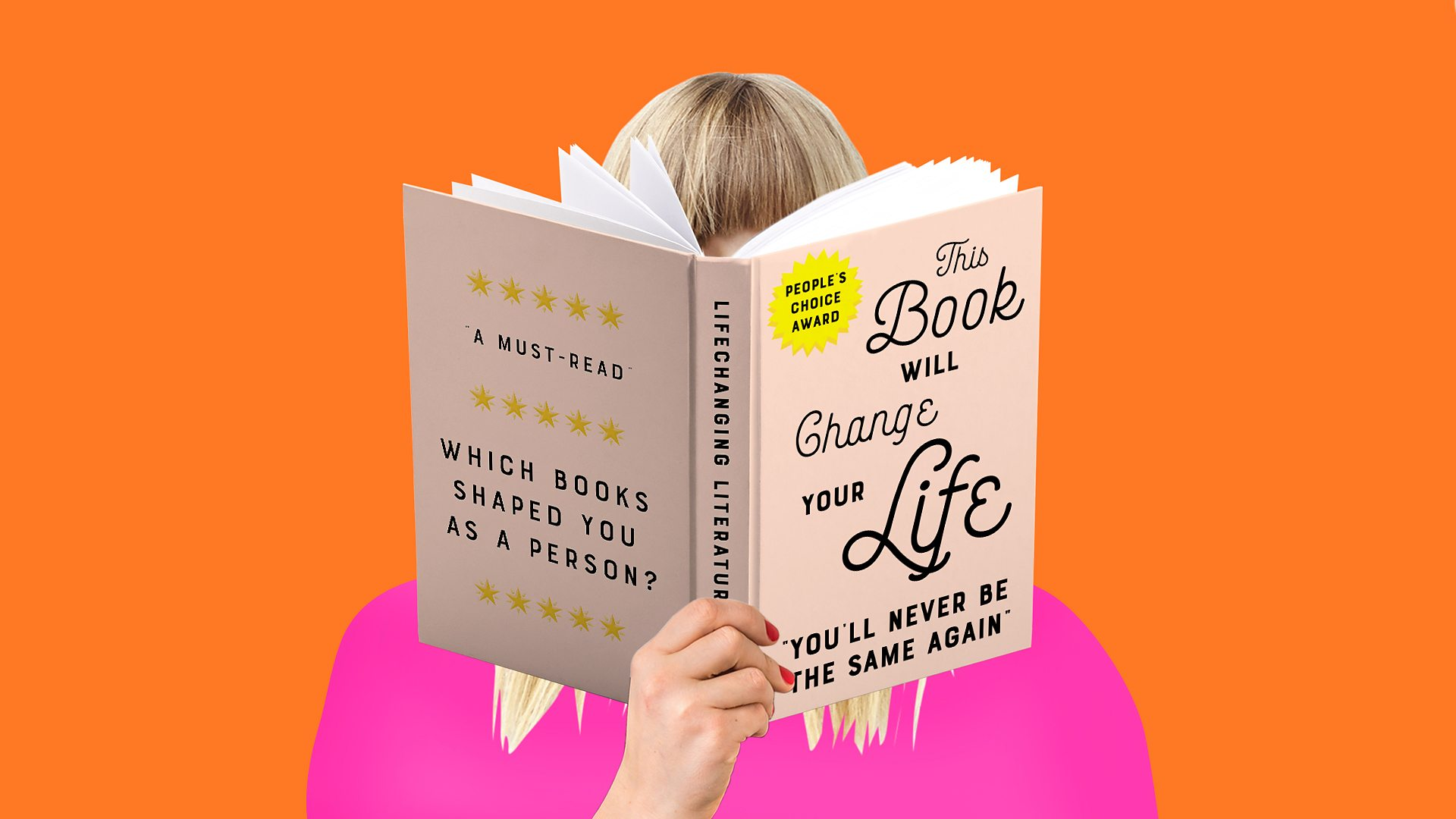 Radio 4 That Change Your Life Books - Woman's Bbc Will Five Hour