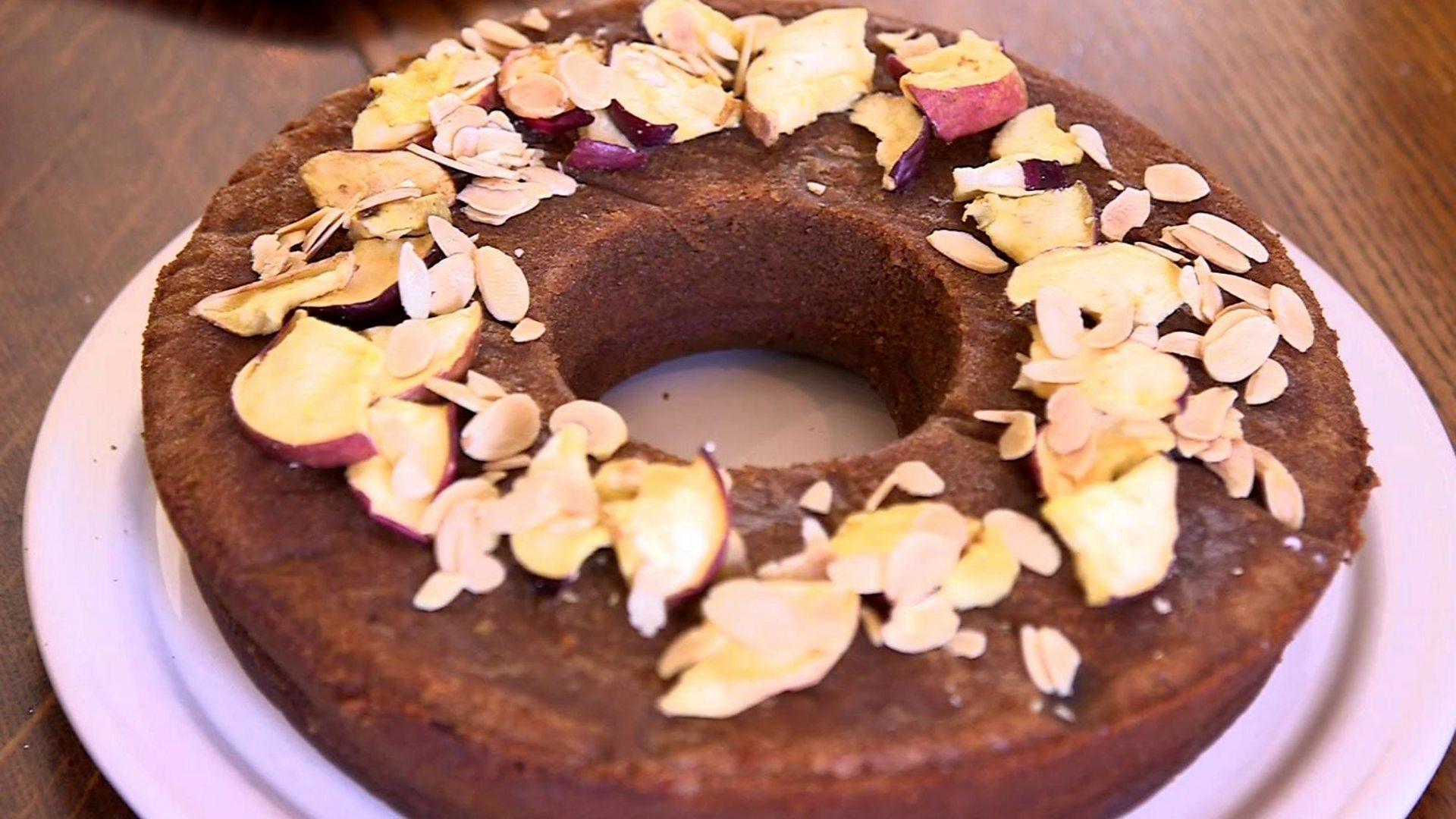 Jewish New Year How To Make A Honey Cake Bbc News