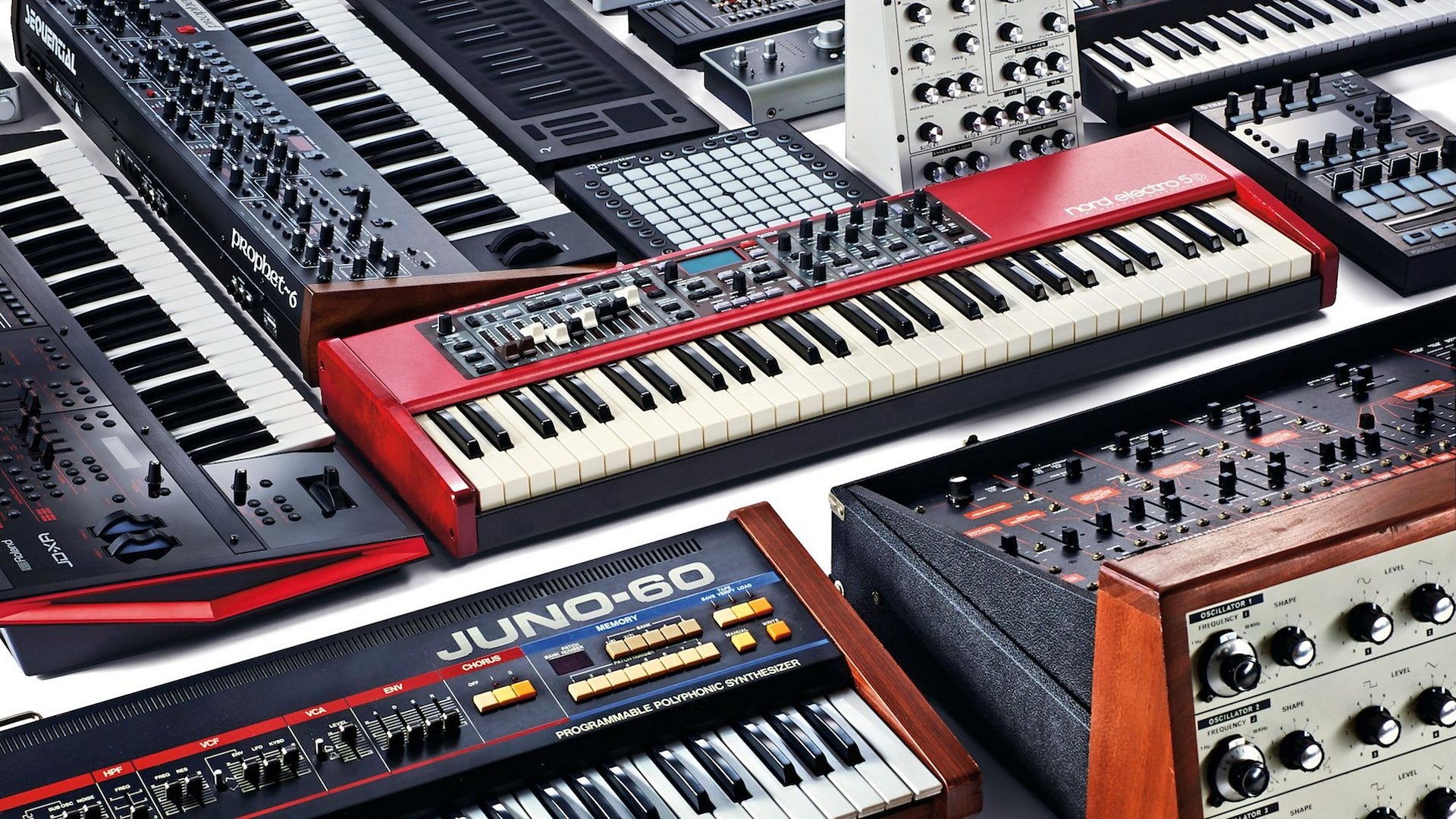BBC - A tribute to the synth: how synthesisers revolutionised modern