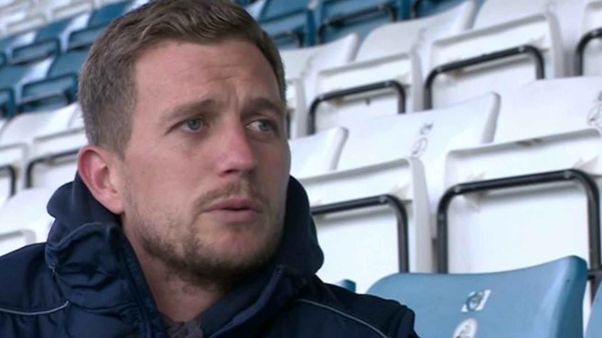 Lee Mansell: Former Bristol Rovers midfielder opens up about mental health  - BBC Sport