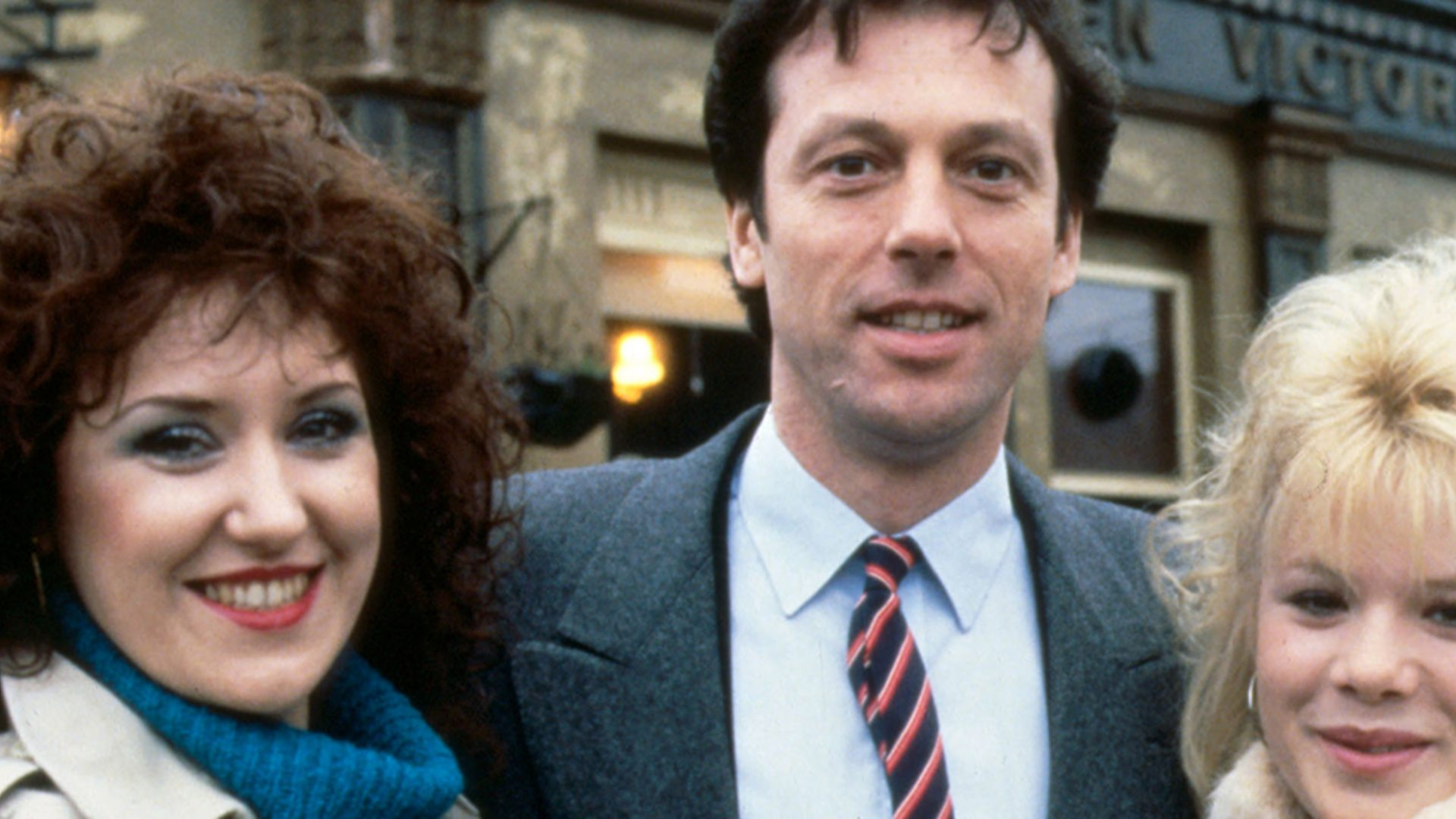 Soaps on the BBC - History of the BBC