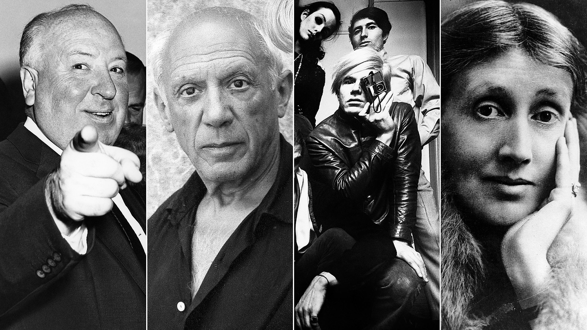 32528bac666a BBC Arts - BBC Arts - Cultural icons of the 20th century in their ...