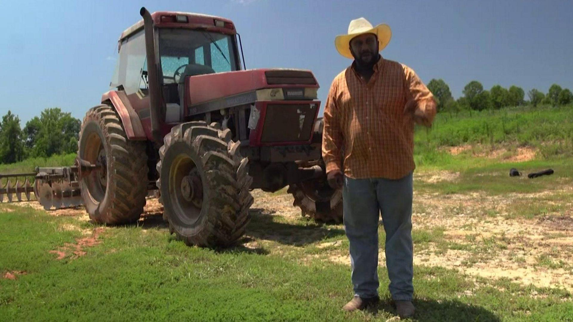 China Tariffs Devastating Says Soybean Farmer Bbc News