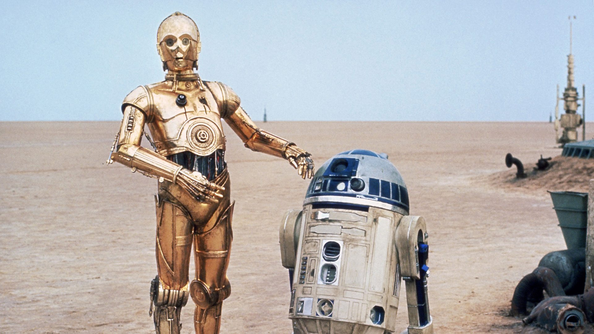 C3po Actor I Was Left Out Of Star Wars Publicity Bbc News