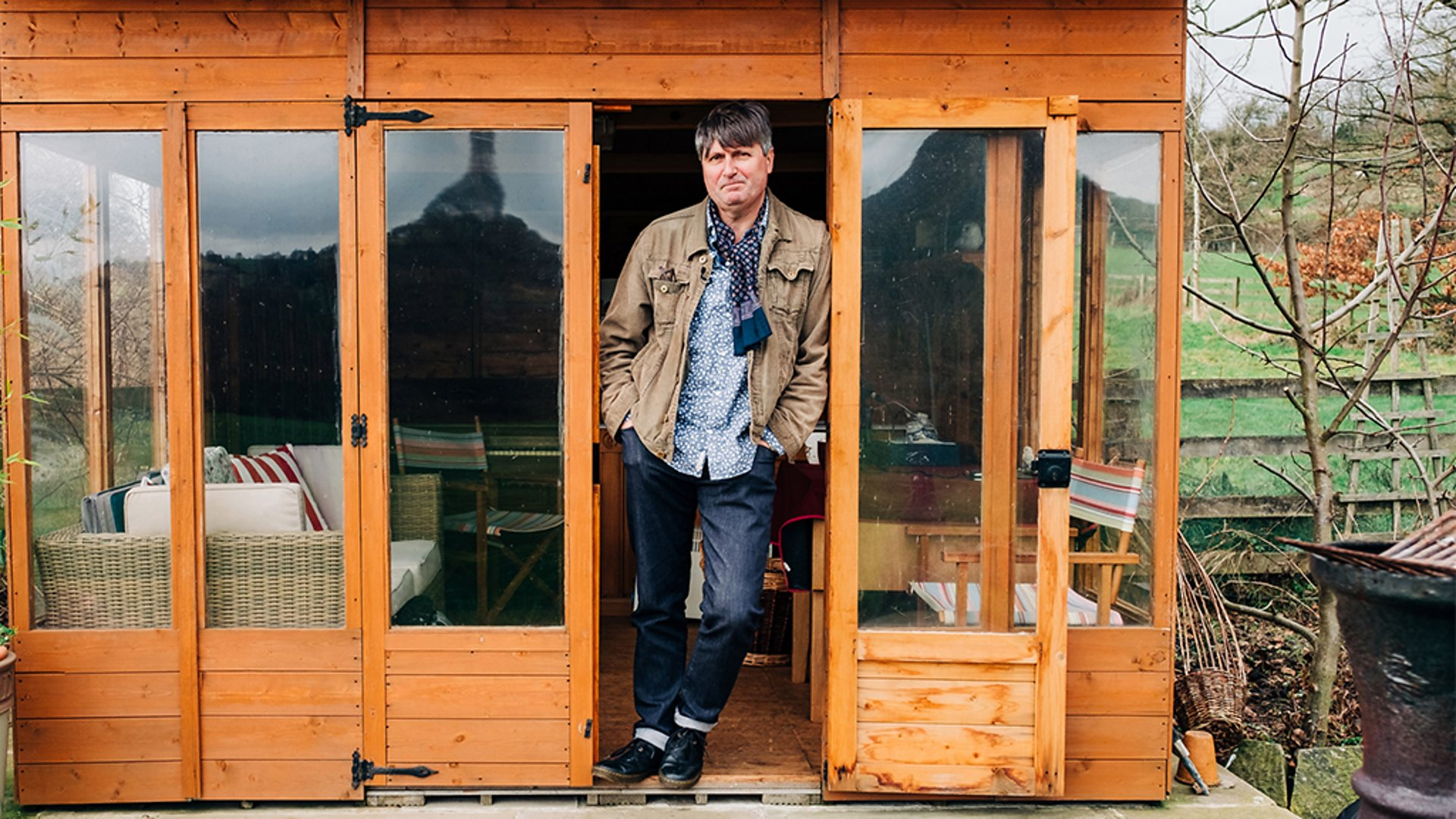 Simon Armitage returns to Radio 4 for a second series of The Poet Laureate Has Gone to His Shed