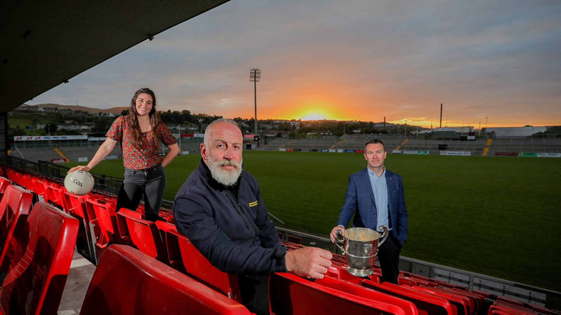Men's and Ladies' Ulster Senior Football Championships live on BBC Sport NI this summer