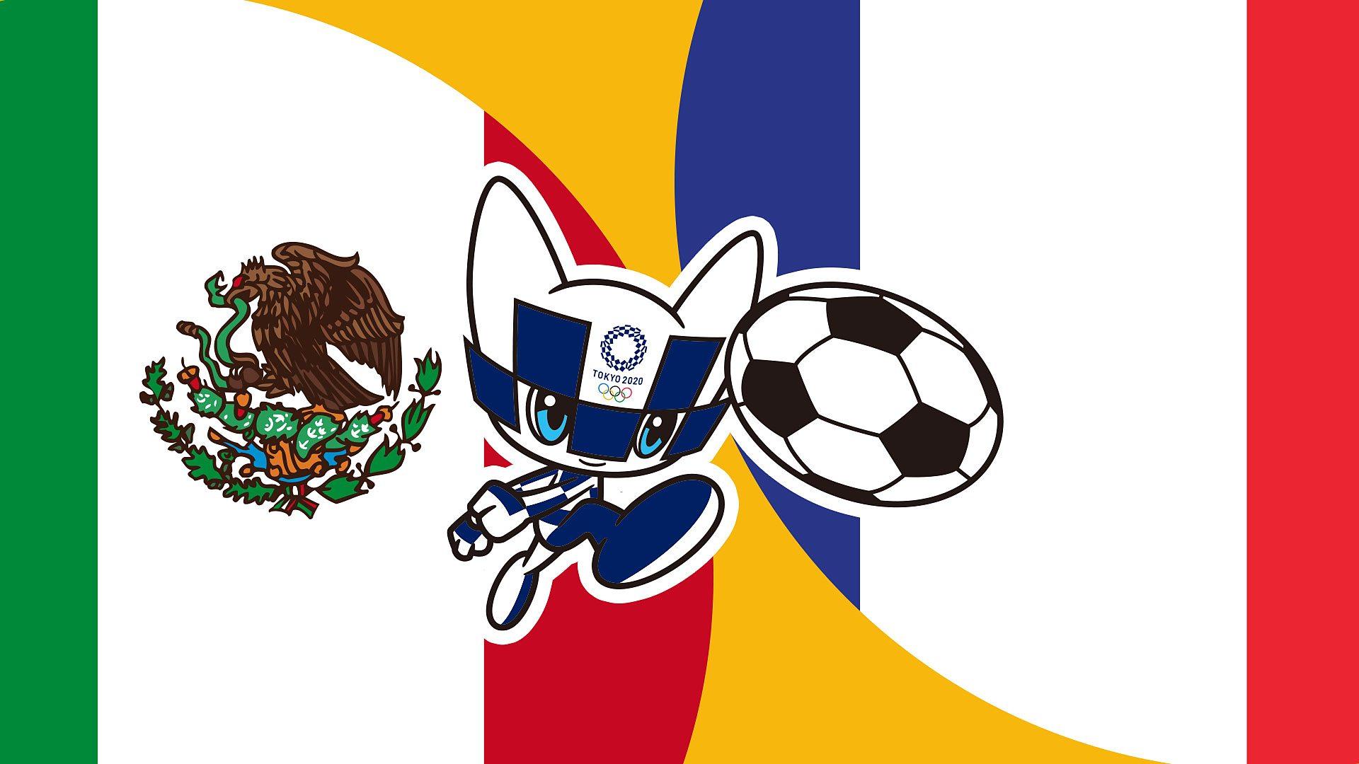 BBC iPlayer - Olympics - Men's Football: Mexico v France