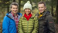 Winterwatch returns! And this time it's snowing...