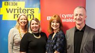 The Wales Drama Award - the winner's story
