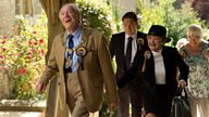 Adapting JK Rowling's 'The Casual Vacancy' for BBC One