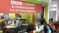 Getting in to BBC Coventry and Warwickshire Radio