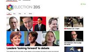 New BBC News website: digital General Election and your feedback