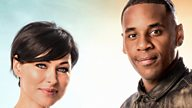 Prized Apart: Would Emma Willis and Reggie Yates tackle its high-adrenaline challenges?