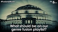 #Fusion6Music – to celebrate the 6 Music Prom, help us mix up the genres this Sunday