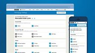 BBC Homepage: Pick your own mix with customisation