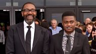 Lenny Henry joins us for a special moment for Midlands drama