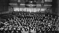 No. 10, Big Tree Wharf and the BBC Symphony Orchestra