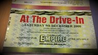ATL Remembers.... At The Drive In, at The Empire