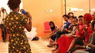 Tanzania's all-female production crew